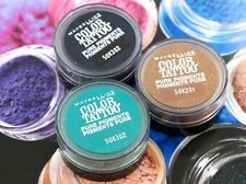 Maybelline Color Tattoo Pure Pigments Eye Shadow - Choose Your Shade!!!