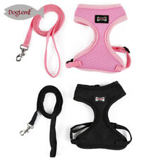 "Truelove ""Meow"" Escape-Proof + Reflective + Safe + Adjustable + RED Cat Harness"