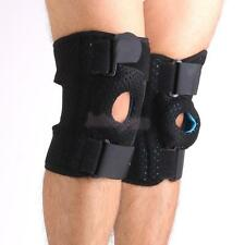 Knee Patella Support Brace Protector Open Guard Sleeve Band Running Climbing GYM