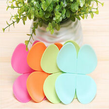 Silicone Cup Mat Ideal Tea Placemat Coaster Sets Special Creative Flower Shaped