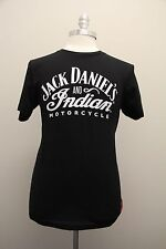Indian Motorcycle Sturgis and Jack Daniels Men's Black Tee