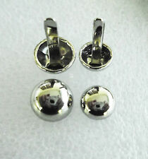 Purse Feet - Round Dome Silver 3 sizes 8mm,10mm & 12mm