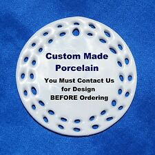 CUSTOM ORDER Personalized Porcelain Gift 3 Formats - Contact us and then Order