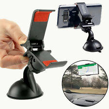 360° Rotating Car Windshield Mount Holder Stand Bracket Cradle for Apple iPhone