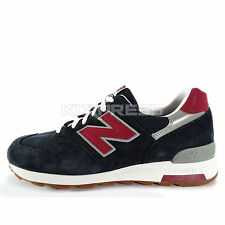 New Balance M1400 [M1400CU] Classic Running Made In USA Navy/Red