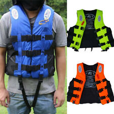 New Style Adult Water Buoyancy Aid Sailing Kayak Fishing Canoe Life Jacket Vests