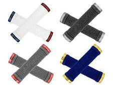 Lizard Skins Peaty Lock-On Grips Black, White, Graphite, Blue | Pick your Color!