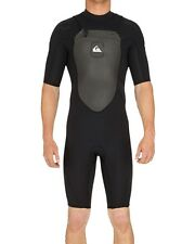 NEW QUIKSILVER™  Mens Syncro 2mm Short Sleeve Springsuit CZ Wetsuit Surf MORE CO