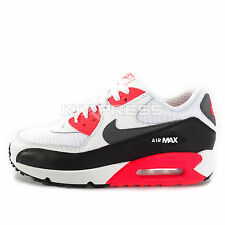 Nike Air Max 90 Essential [537384-126] NSW Running OG White/Grey-Black-Infrared