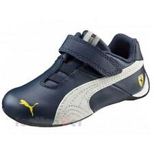 Shoes Puma Future Cat Leather SF Kids 358619 06 Navy Ferrari 10° Anniversary LTD