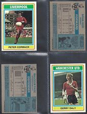 TOPPS - FOOTBALL 1976 BLUE BACK (NUMBERS 211-240) PLEASE SELECT YOUR CARD.