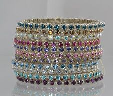 Swarovski Crystal Elements Bangle Bracelet