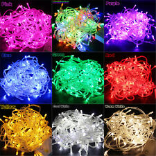 Beautiful 10M/20M 100/ 200LED Bulb Christmas Fairy Party String Light Waterproof