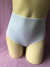 Ex Store PK3 SECONDS Quality Cotton rich, High Leg, briefs / knickers - VARIOUS