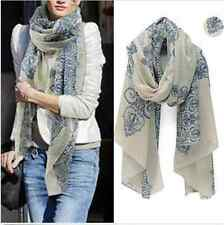 Hot Women Fashion Pretty Long Soft Chiffon Scarf Wrap Shawl Stole Scarves