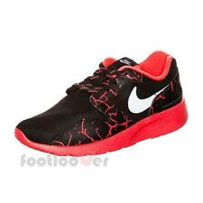 Shoes Nike Kaishi Lava 807503 008 Boy Moda sneakers Print Black-Red Fashion