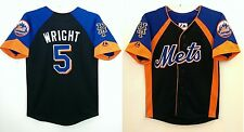 New York Mets David Wright Youth Black Wheelhouse  Jersey