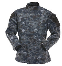 Midnight Digital Camo ACU Tactical Response Uniform Men's Shirt by TRU-SPEC 1311