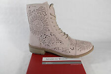 Marco Tozzi Ankle Boots Zip, beige, NEW