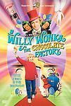 Willy Wonka and the Chocolate Factory (Full Screen Edition) (DVD 2001)