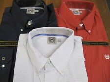 CINCH - Men's Western Shirts LS - Various Colours - Large - New