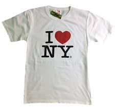 I Love NY T-Shirt, Kids White