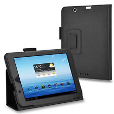 Leather Stand Cover Folio Case for E-Fun 7.85inch Nextbook 8 NX785QC8G Tablet *