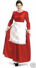 Mrs. Santa Claus Christmas Charmer Costume (12-14) Mrs Claus Outfit - Halco 6992