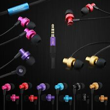 For Samsung Galaxy Phone 3.5mm In-Ear Stereo Earbud Earphone Headset Headphone