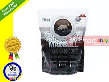 MLEmart Madbull Airsoft Precision Match Bio-Degradable Ultimate Heavy 6mm 8mm BB