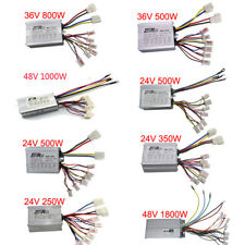 Brush DC Speed Controller for scooter mini bike electric motor 36v 24v 250w 350w