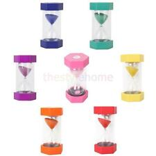 Hourglass Sandglass Sand Timer Egg cooking Timing 1,2,3,5,10,15,20,30,60 Minutes