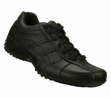 76832 BLACK SKECHERS OCCUPATIONAL WORK NEW MENS ROCKLAND SYSTEMIC NON-SLIP SOLE