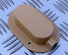 CABLE ENTRY COVER BEIGE, SOLAR SATELLITE AERIAL, AIR CON WEATHERPROOF SIDE WALL