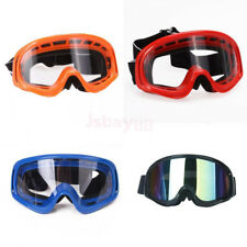 Adult Motorcycle Motocross Racing ATV Dirt Bike Off Road Safety Goggles Eyewear