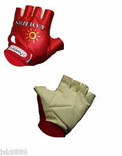 COFIDIS TEAM CYCLING GLOVES MADE IN ITALY BY NALINI NEW