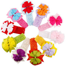 Girls Headbands Bowknot  Hair Accessories For Girls Infant Hair Band Hairband