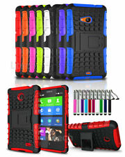 Samsung Galaxy S5 i9600 Heavy Duty Shockproof Case Cover Stand & Retractable Pen
