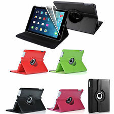 ROTATING 360 DEGREE LEATHER CASE COVER STAND FOR APPLE iPAD PRO 12.9""