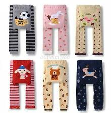 Baby Kids Boy Girl PP Pants Legging Cozy Newborns Trousers Bottoms 6 Colors HOT