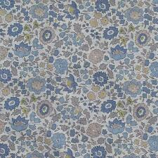 Liberty Tana Lawn - Classic - D'ANJO E sold by XL FQ or 25cm