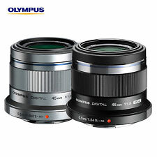New! Olympus PEN M.Zuiko ED 45mm F1.8 Lens For Micro Four Thirds