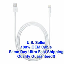 3/6/10 Ft. OEM Original Lightning USB Cable For Apple iPhone 6 Plus 5s Charger