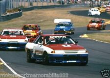 Mark Skaife 6x4 or 8x12 photos V8 Supercars NISSAN SKYLINE BATHURST 1000 R32