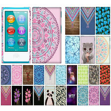 For Apple iPod Nano 7 (7th Generation) Design Hard Back Case Cover Accessory