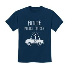Gift for Policemen Kids - Future Police Officer Kids T-Shirt Children's Clothes