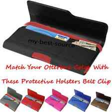 Holster Belt Clip Credit Card Wallet Holder Pouch To Hold iPhone Otterbox Case