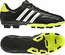 Adidas Goletto TRX FG Junior Football Boots Black Childrens Boys Blades Q33538