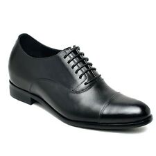 "Elevator Shoes 2.76"" Tall Men Shoes Height Increasing Dress Shoes CHAMARIPA"