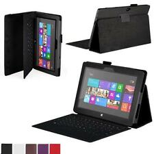 Stand Leather Case Cover Holder For Microsoft Surface 10.6 Windows 8 RT Tablet
